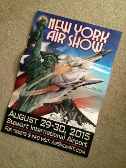 NY Air Show 2015