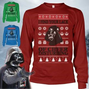 Darth Sweaters