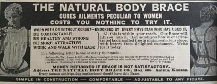 Natural Body Brace