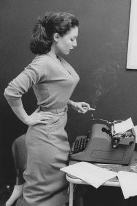 Vintage Typist