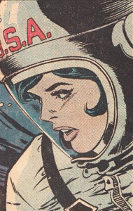 Astronaut Female