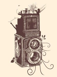 All-seeing camera