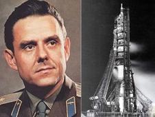 Komarov-Soyuz 1